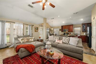 Single Family Home For Sale: 16014 Saxon Hollow Lane