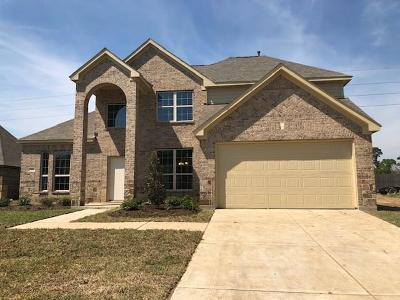 Spring Single Family Home For Sale: 5914 Winter Breeze Drive