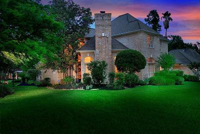 The Woodlands Single Family Home For Sale: 14 Berryview Court