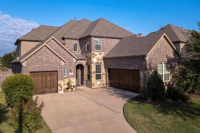 Katy Single Family Home For Sale: 10507 Hollowback Drive