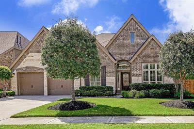 Fulshear Single Family Home For Sale: 5231 Paintbrush Falls Court