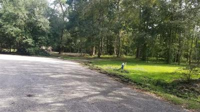 Conroe Residential Lots & Land For Sale: Brook Hollow