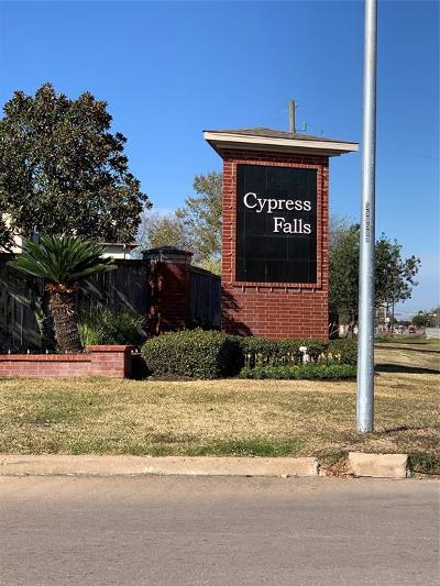 Katy Single Family Home For Sale: 6355 Bright Falls Lane