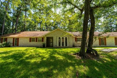 Hockley Single Family Home For Sale: 24538 Creek Bend Road