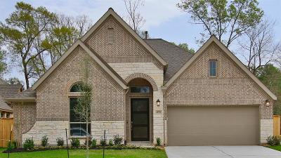 New Caney Single Family Home For Sale: 18751 Montero Lane