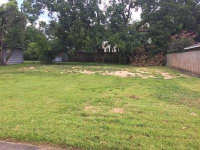 Bellaire Residential Lots & Land For Sale: 5222 Mimosa Drive