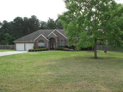 Montgomery Single Family Home For Sale: 18847 Mystic Point