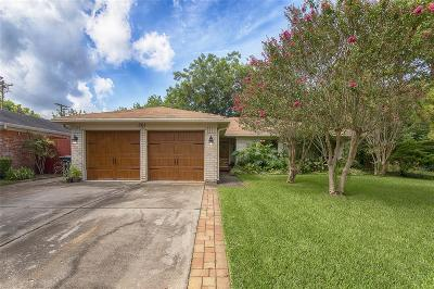 League City Single Family Home For Sale: 301 Bayridge Drive