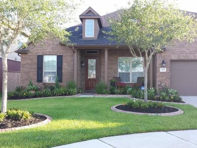Fulshear Single Family Home For Sale: 27506 Wilson Run Lane