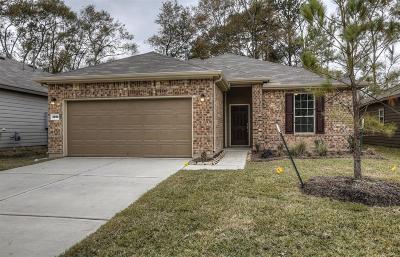 Conroe Single Family Home For Sale: 4290 Roaring Timber Drive