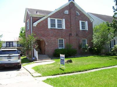 Houston Multi Family Home For Sale: 2343 Sheridan Street