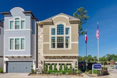 Houston Single Family Home For Sale: 1311 Edwinstowe Trail