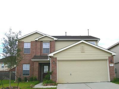Humble Single Family Home For Sale: 21331 Claretfield