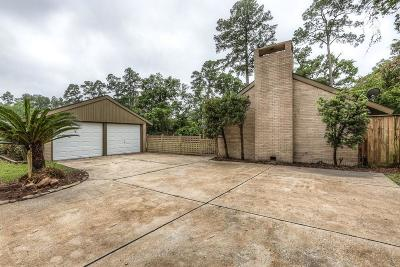 Houston Single Family Home For Sale: 16211 Creeksouth Road