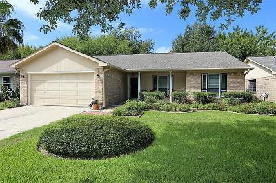 Katy Single Family Home For Sale: 2115 Goodwin Drive