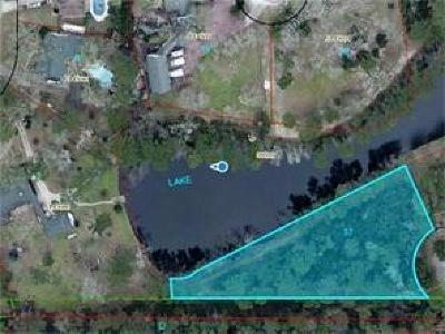 Conroe Residential Lots & Land For Sale: Walters Way