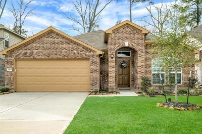 Conroe Single Family Home For Sale: 2621 Wood Bark Lane