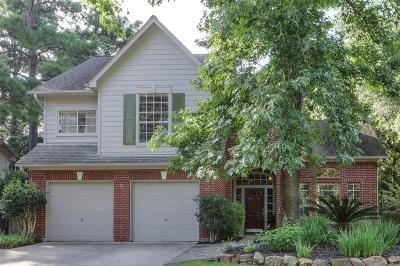 Humble Single Family Home For Sale: 6342 Maple Spring Place