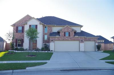 League City Single Family Home For Sale: 2273 Quiet Bluff Lane