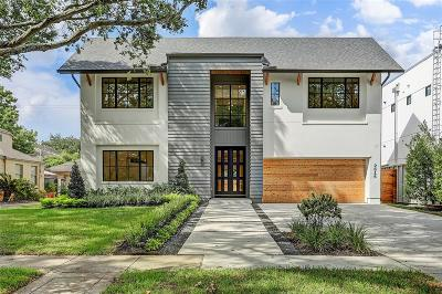 Houston Single Family Home For Sale: 2616 Fenwood Road