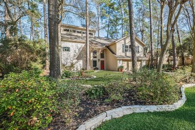 The Woodlands Single Family Home For Sale: 20 Buttonbush Court