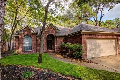 The Woodlands Single Family Home For Sale: 38 Wrens Song Place