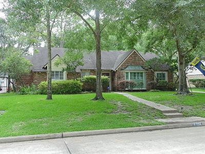 Harris County Single Family Home For Sale: 14355 E Kellywood Lane