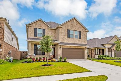 Katy TX Single Family Home For Sale: $278,500