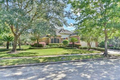 Single Family Home For Sale: 4114 Noble Cypress Court