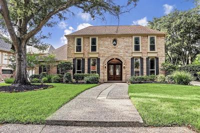 Memorial Single Family Home For Sale: 1106 Daria Drive