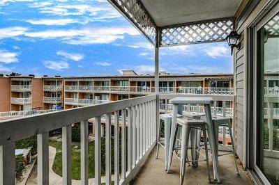 Galveston Condo/Townhouse For Sale: 6300 Seawall, Unit 3308 Boulevard #3308
