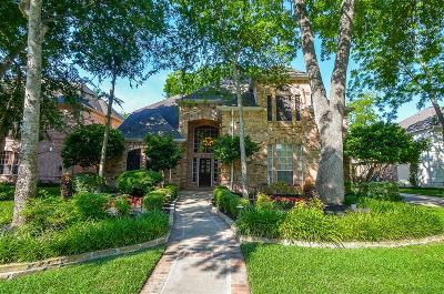 Sugar Land Single Family Home For Sale: 7518 Old Bridge Court