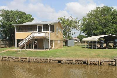 Brazoria Single Family Home For Sale: 1548 Hudson Court
