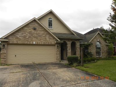 Dickinson Single Family Home For Sale: 5218 Bayou Drive