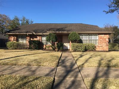 Sugar Land Single Family Home For Sale: 2831 Pineleaf Drive