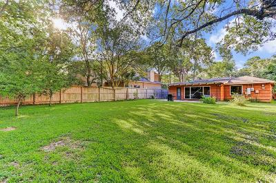 Bellaire Single Family Home For Sale: 4621 Beech Street