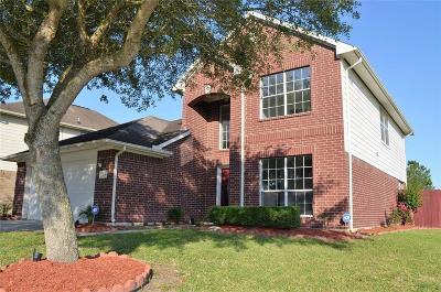 Dickinson Single Family Home For Sale: 113 Bristol Bend Lane
