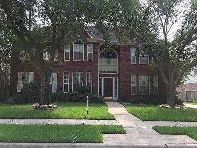 Seabrook Rental For Rent: 1610 Rustic Oak Lane
