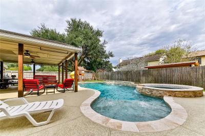 Pasadena Single Family Home For Sale: 6607 Coldstream Drive