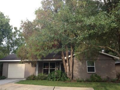 Bellaire Single Family Home For Sale: 5607 Newcastle Street