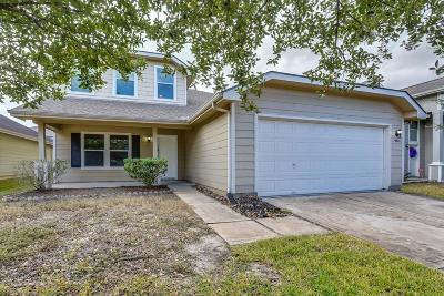 Tomball Single Family Home For Sale: 19803 Twin Rivers Drive