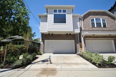 Montrose Single Family Home For Sale: 1208 Peden Street