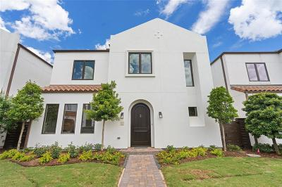 Houston Single Family Home For Sale: 1726 Maravilla Drive