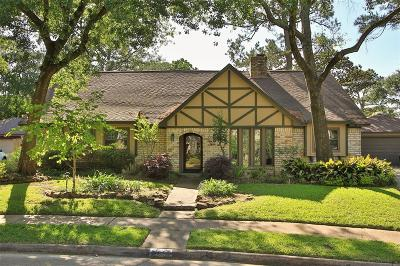 Houston Single Family Home For Sale: 5623 Bough Court