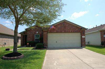 Cypress Single Family Home For Sale: 15526 Field Yucca