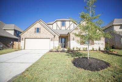 Cypress Single Family Home For Sale: 15322 Travis Falls
