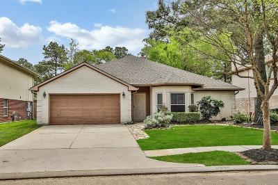 Tomball Single Family Home For Sale: 11527 Socorro Lane