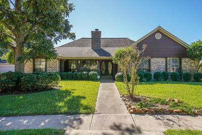 Richmond Single Family Home For Sale: 1603 Rock Fence Drive