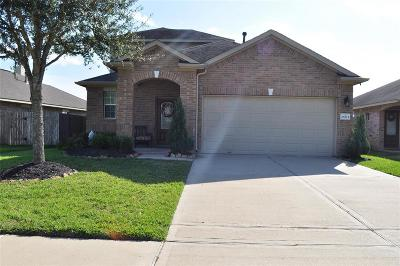 Fort Bend County Single Family Home For Sale: 26715 Henson Falls Drive