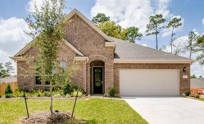 Conroe Single Family Home For Sale: 2613 Blooming Field Ln